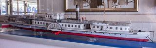 Kétszáz éves a budapesti hajózás