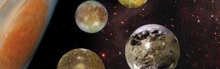 """""""Élhető"""" környezeteket fedeztek fel a Jupiter jeges holdjain"""