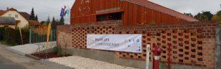 Átadták a megújult Pilisi Len Látogatóközpontot
