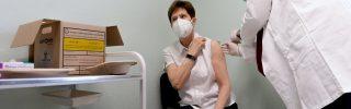 Beadták az első koronavírus elleni védőoltást Magyarországon