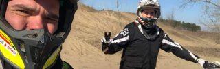 """Új """"kollégával"""" bővült a Laller Racing Dakar Team"""