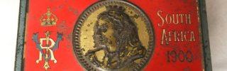 Ajándék Viktória királynőtől: 121 éves csokoládéra bukkantak