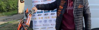 Laller Racing, EnduroCross: Liszka Roland ismét hengerelt!