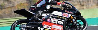 Kecskés Bence felkészülten vág neki a szezon második versenyhétvégéjének