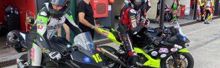 New Times Racing: Misanóban edzettek a magyar ifjak