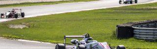 Berta Benjámin F3-as debütálása: Összetett győzelem és leggyorsabb kör!