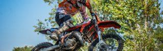 A váci Liszka Roland ezúttal motocrossban dobogós